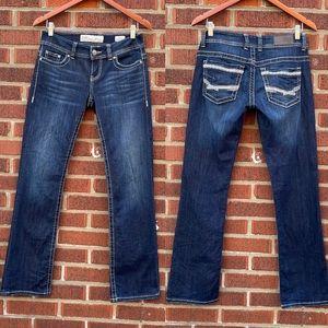 BKE Culture Bootcut Stretch Jeans Size 27